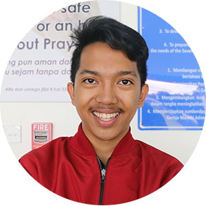 Crismon Tiodom Sitohang