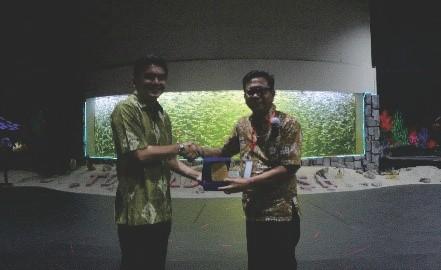 Fieldtrip Fakultas Ekonomi ke PT Pembangunan Jaya Ancol 2016/2017