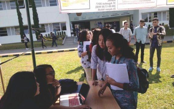 Pemilihan HIMA Fakultas Ekonomi 2017