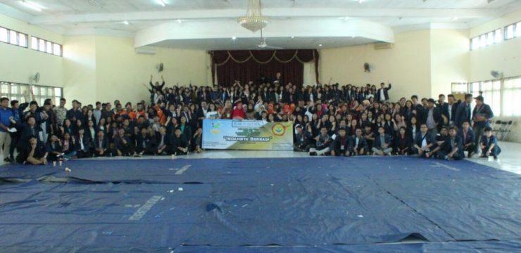 Bakti Sosial Mahasiswa/i Fakultas Ekonomi Semester Genap T.A. 2017/2018